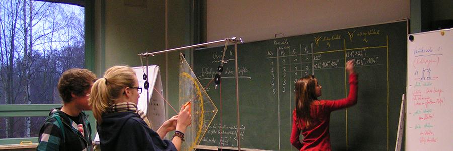 Fortbildung akademie f r waldorfp dagogik for Physik studium nc